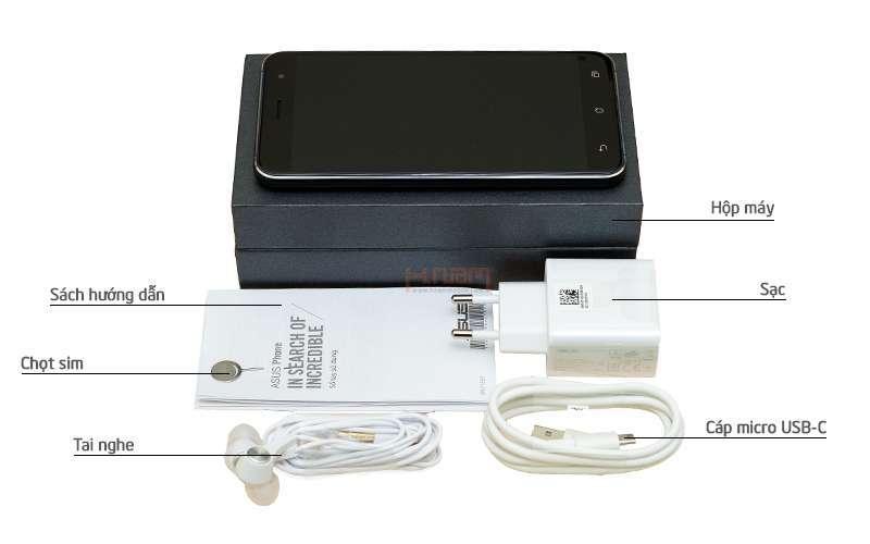 Asus Zenfone 3 ZE520KL 64G RAM 4G hình sản phẩm 0