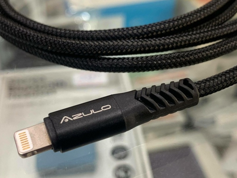 Azulo cable Lightning (1m2)