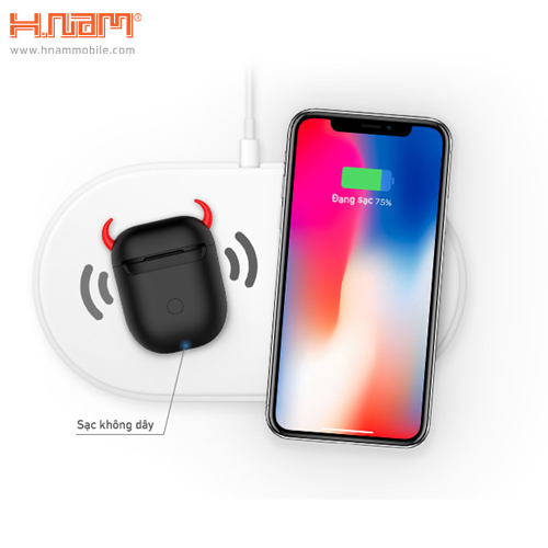 Bao Freedog Wireless chargin cho Airpods