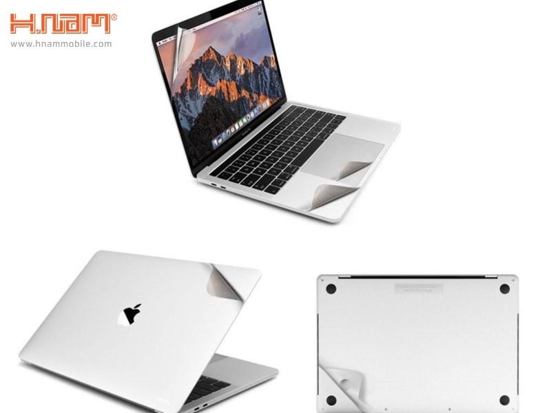 dán màn hình Macbook Jcpal Macguard Pro 15' (5in1)