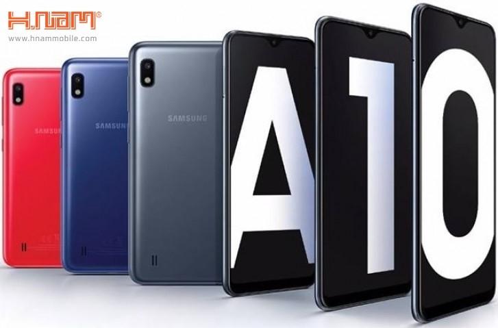 Samsung Galaxy A10 A105