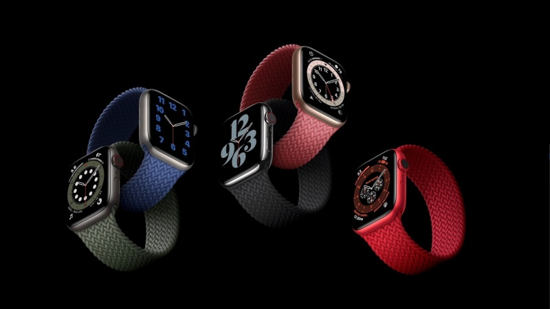hình ảnh apple watch series 6