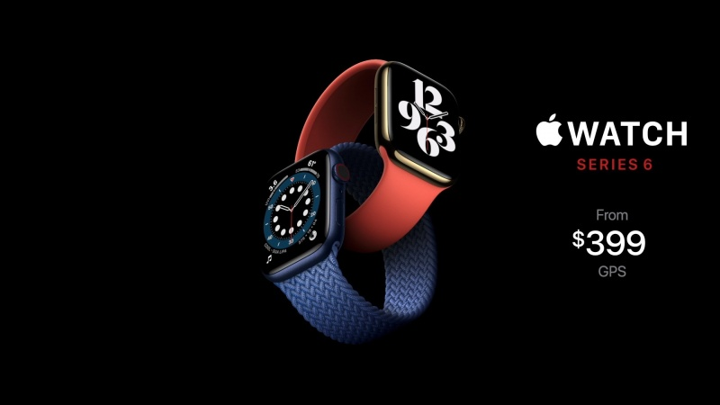 Giá Apple Watch Series 6