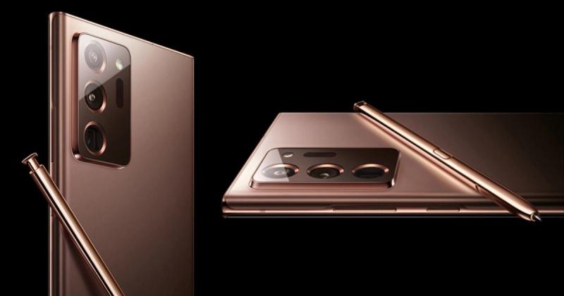 Lộ giá bán Galaxy Note20 và Galaxy Fold 2 của Samsung   Báo Dân trí