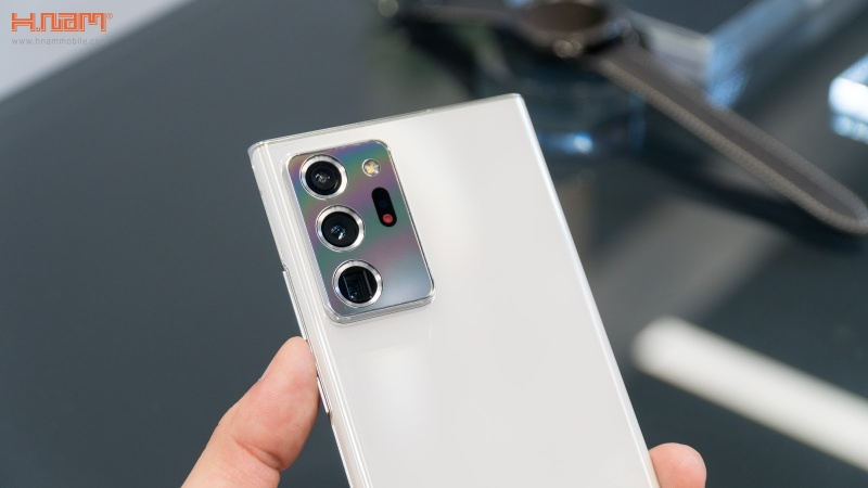 camera Galaxy Note 20 Ultra
