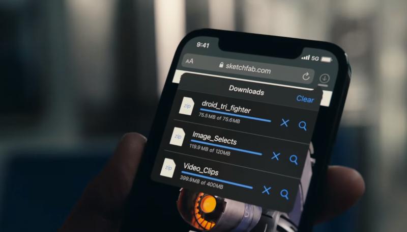 Hnam Mobile - Apple iPhone 12 Pro Max 1 sim 256GB - 4