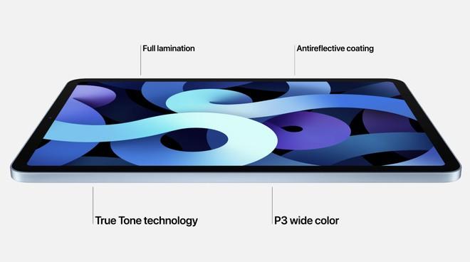màn hình iPad Air 2020