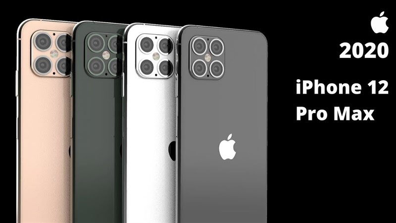 thông tin iphone 12 pro max