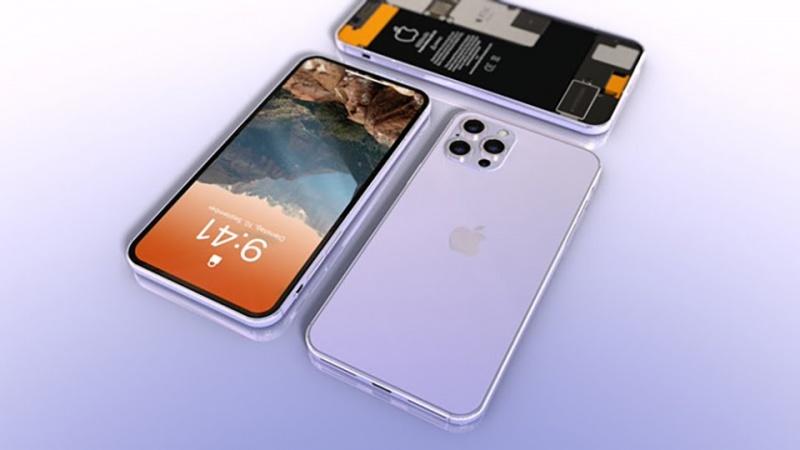 iphone 12 pro max được trang bị 5g