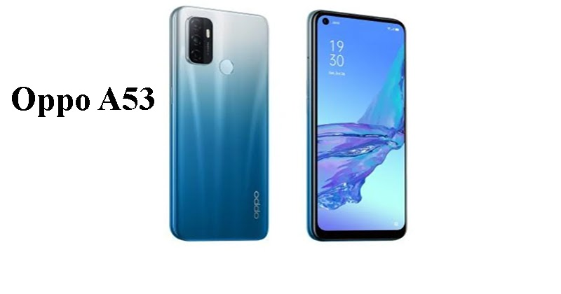 thông tin điện thoại Oppo A53