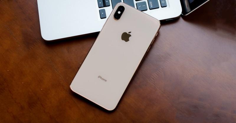 camera iPhone XS Max 64GB 1 sim