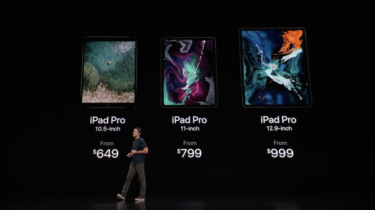 Apple ra mắt iPad Pro mới: Bỏ nút Home, Face ID, bút Apple Pencil mới hình 9