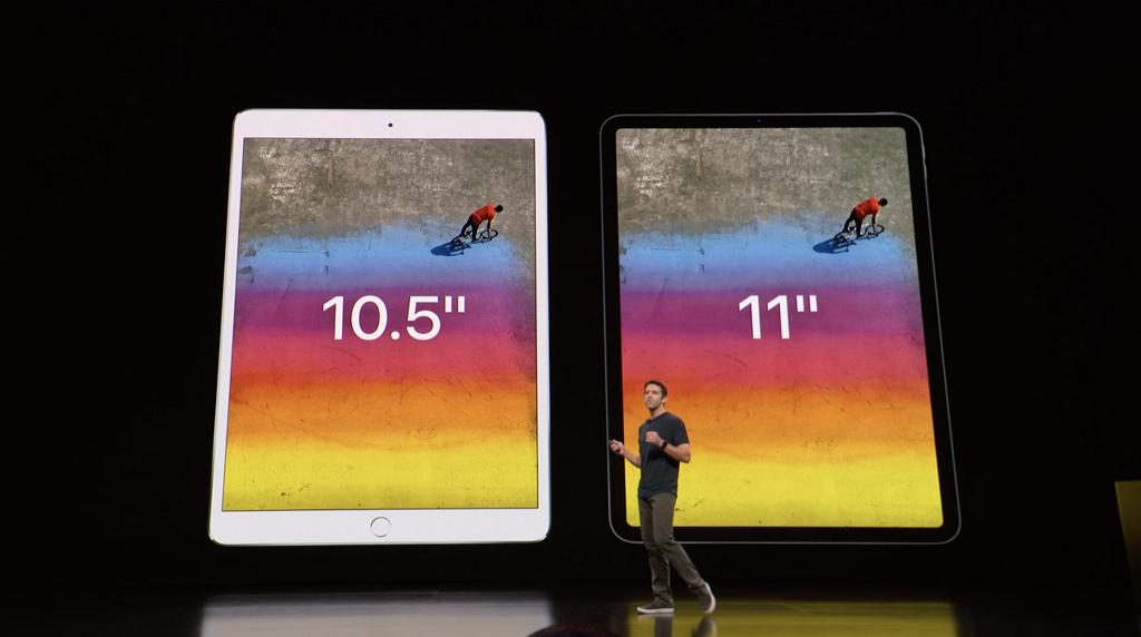Apple ra mắt iPad Pro mới: Bỏ nút Home, Face ID, bút Apple Pencil mới hình 3