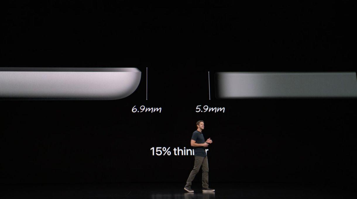 Apple ra mắt iPad Pro mới: Bỏ nút Home, Face ID, bút Apple Pencil mới hình 2