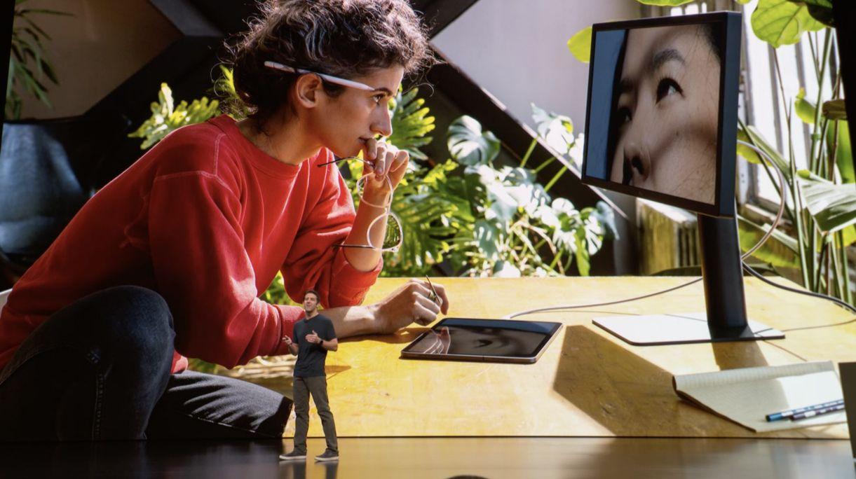 Apple ra mắt iPad Pro mới: Bỏ nút Home, Face ID, bút Apple Pencil mới hình 6