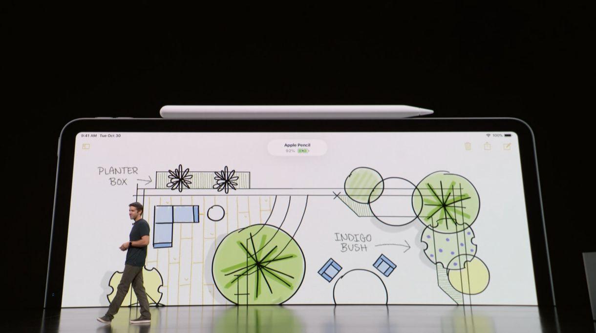 Apple ra mắt iPad Pro mới: Bỏ nút Home, Face ID, bút Apple Pencil mới hình 7