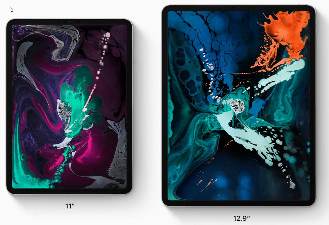 Apple ra mắt iPad Pro mới: Bỏ nút Home, Face ID, bút Apple Pencil mới hình 1