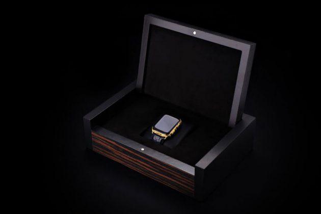 Chiêm ngưỡng Apple Watch Series 4 phiên bản mạ vàng có giá 2.200 USD hình 7