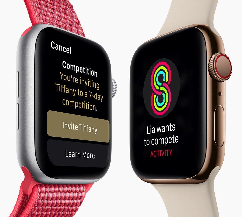 Apple chính thức ra mắt Apple Watch Series 4: Màn hình lớn hơn,viền mỏng, nhiều tính năng hình 2