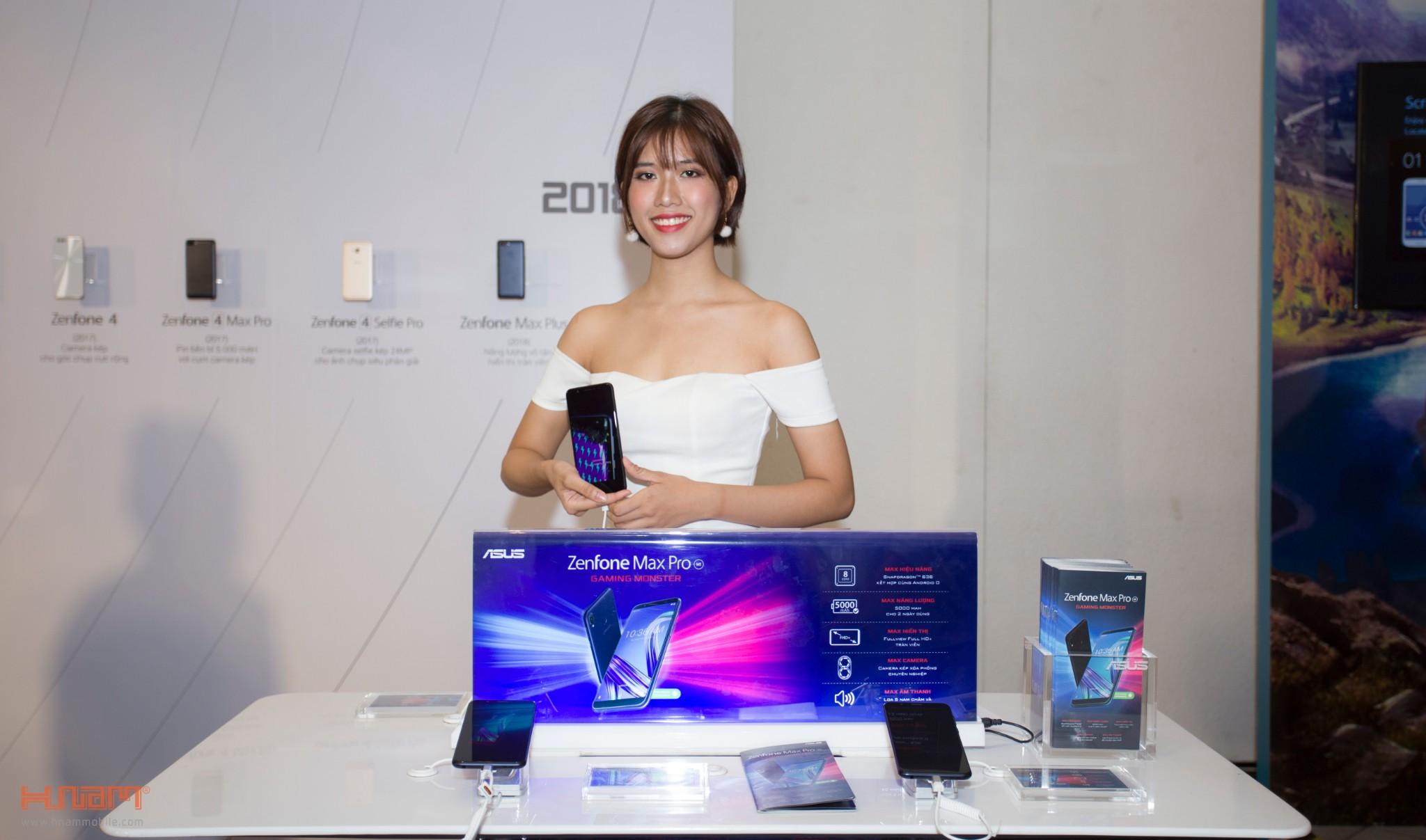 Asus ra mắt Zenfone 5Z và Zenfone Max Pro M1 tại Việt Nam hình 17