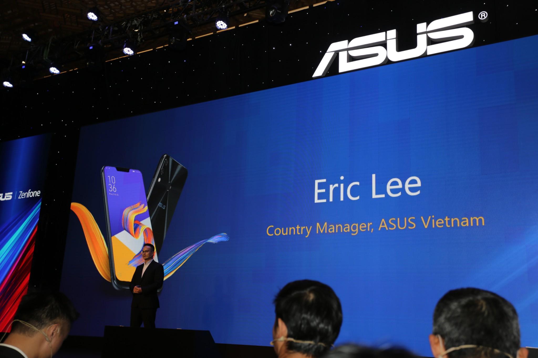 Asus ra mắt Zenfone 5Z và Zenfone Max Pro M1 tại Việt Nam hình 15