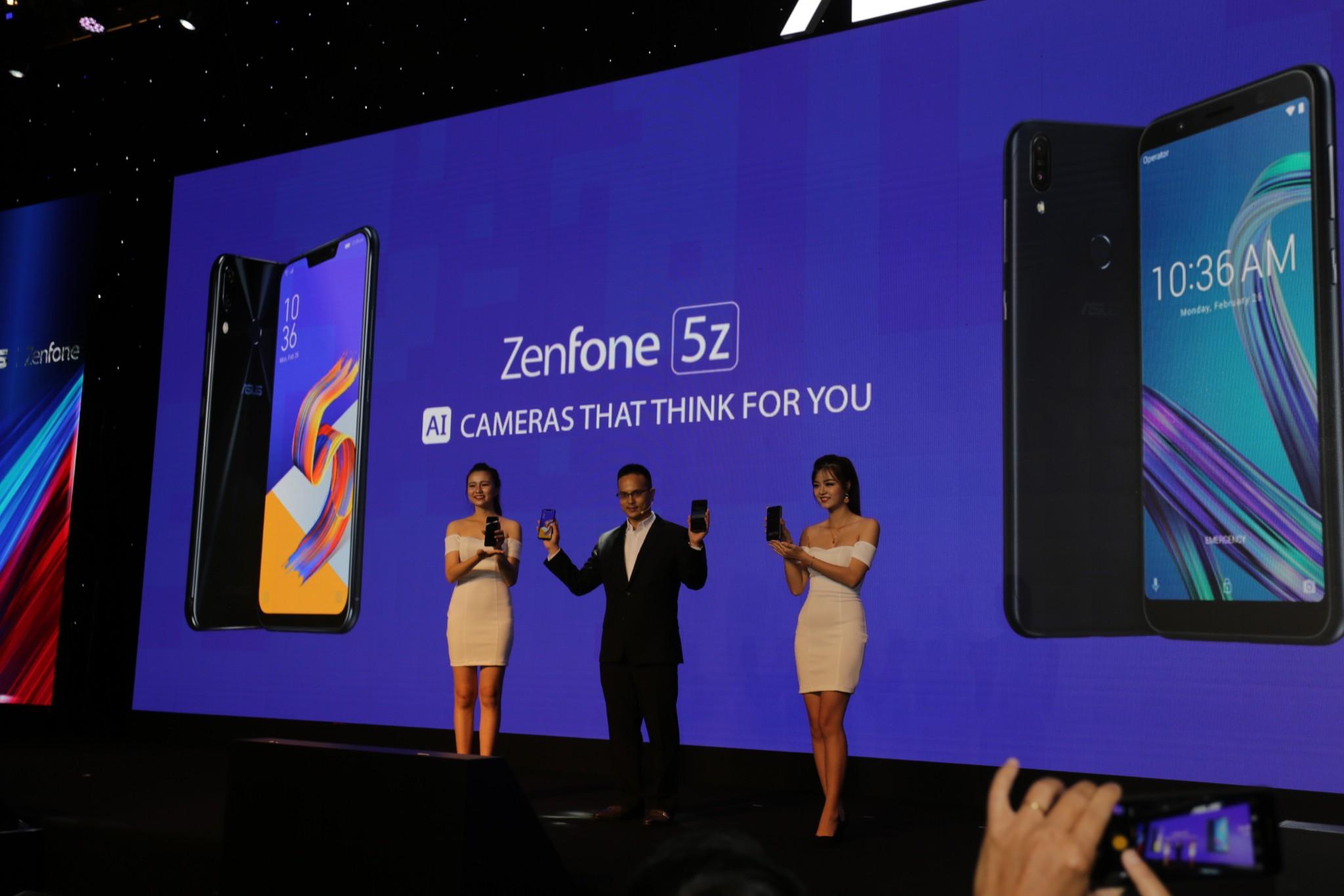 Asus ra mắt Zenfone 5Z và Zenfone Max Pro M1 tại Việt Nam hình 4