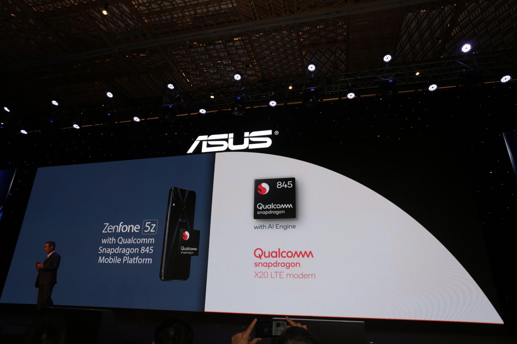 Asus ra mắt Zenfone 5Z và Zenfone Max Pro M1 tại Việt Nam hình 5