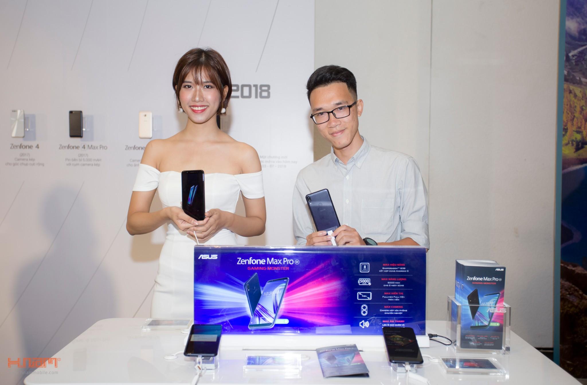 Asus ra mắt Zenfone 5Z và Zenfone Max Pro M1 tại Việt Nam hình 1