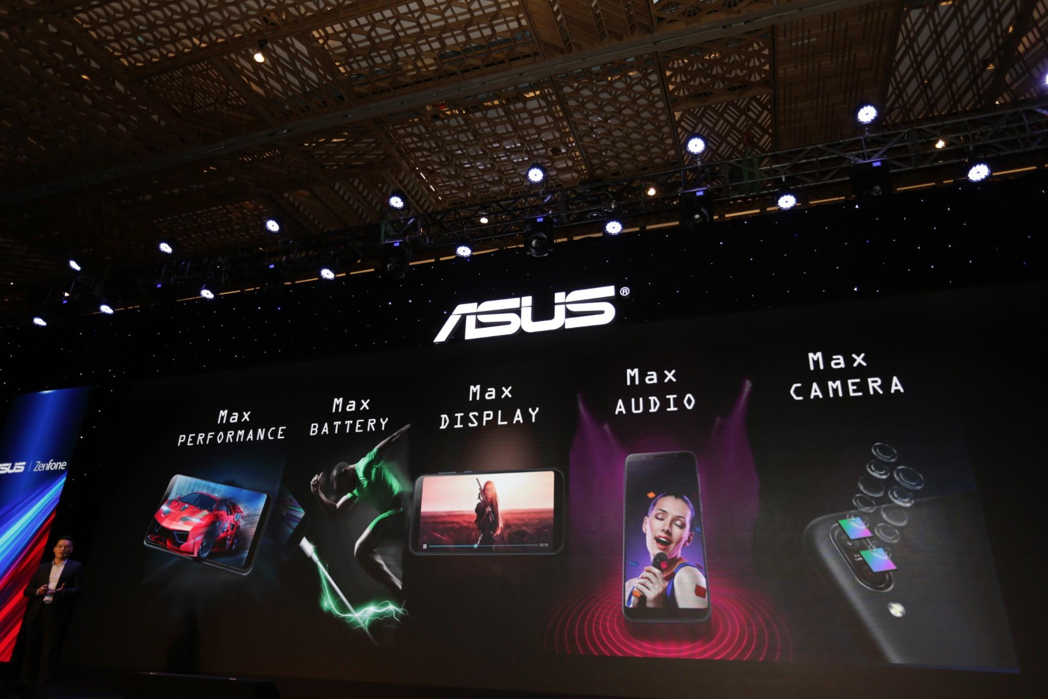 Asus ra mắt Zenfone 5Z và Zenfone Max Pro M1 tại Việt Nam hình 8