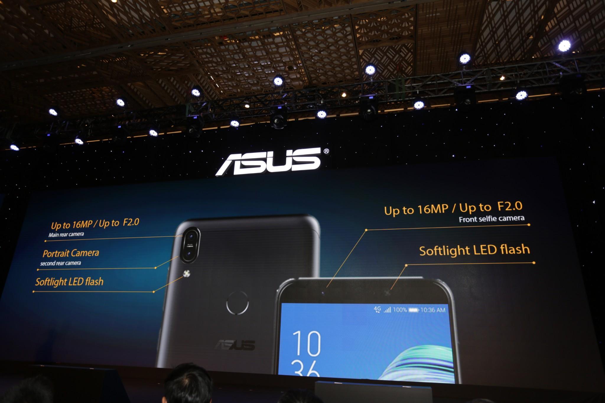 Asus ra mắt Zenfone 5Z và Zenfone Max Pro M1 tại Việt Nam hình 11
