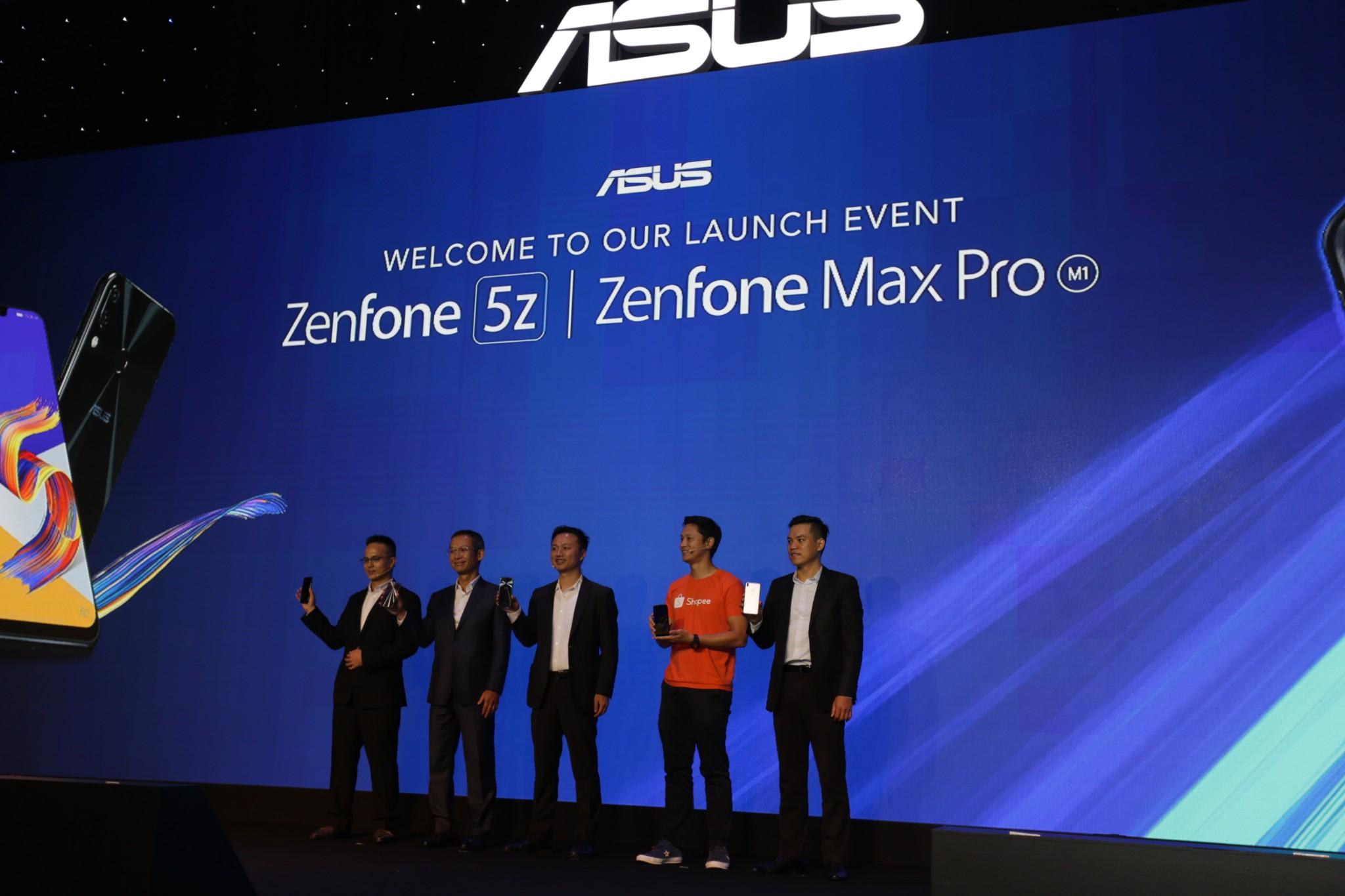Asus ra mắt Zenfone 5Z và Zenfone Max Pro M1 tại Việt Nam hình 21