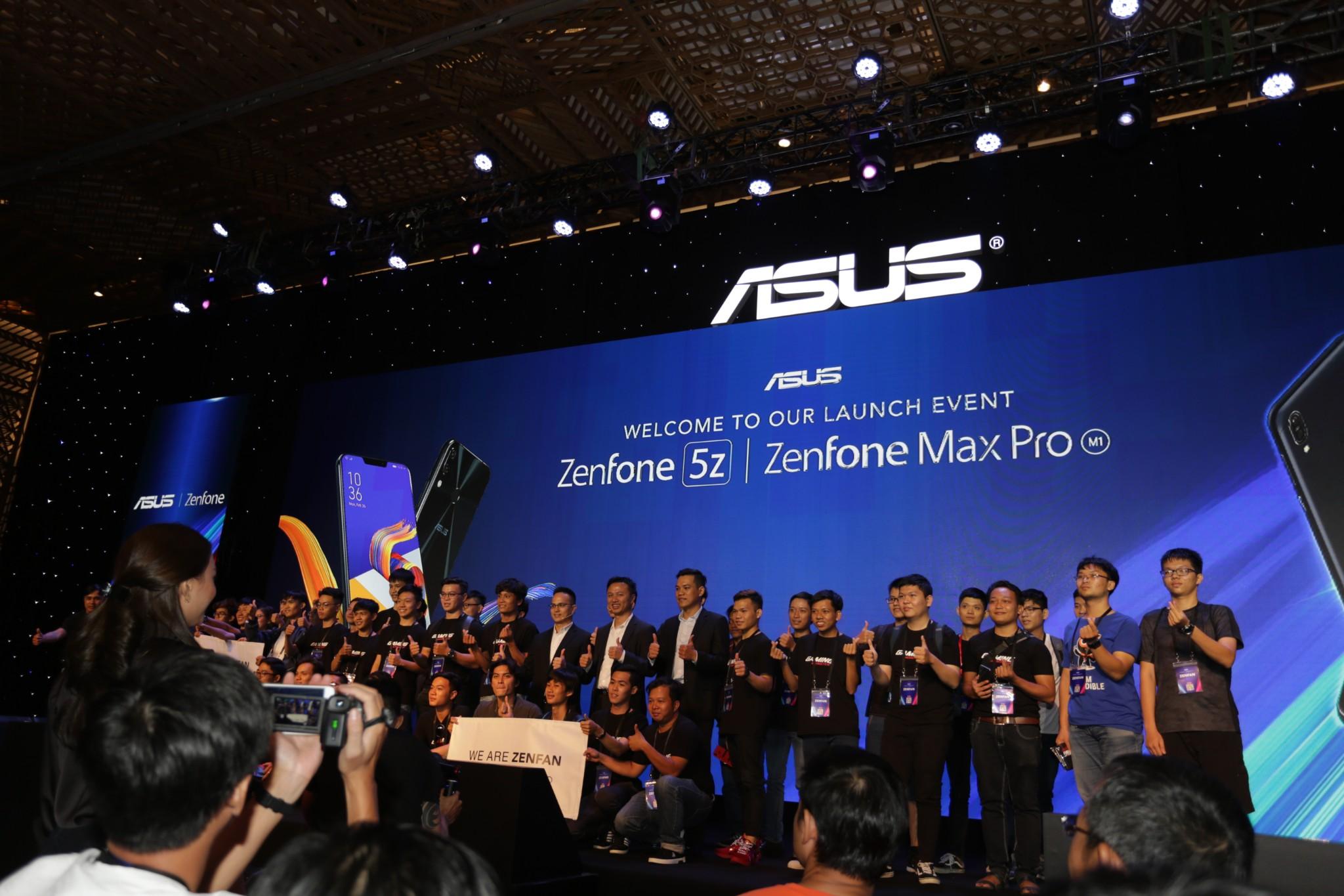Asus ra mắt Zenfone 5Z và Zenfone Max Pro M1 tại Việt Nam hình 22