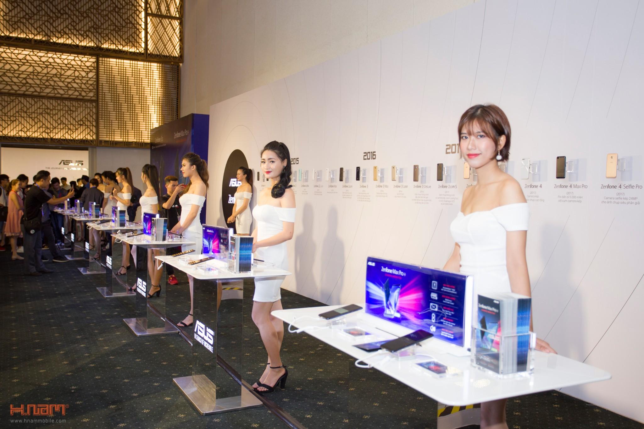 Asus ra mắt Zenfone 5Z và Zenfone Max Pro M1 tại Việt Nam hình 20