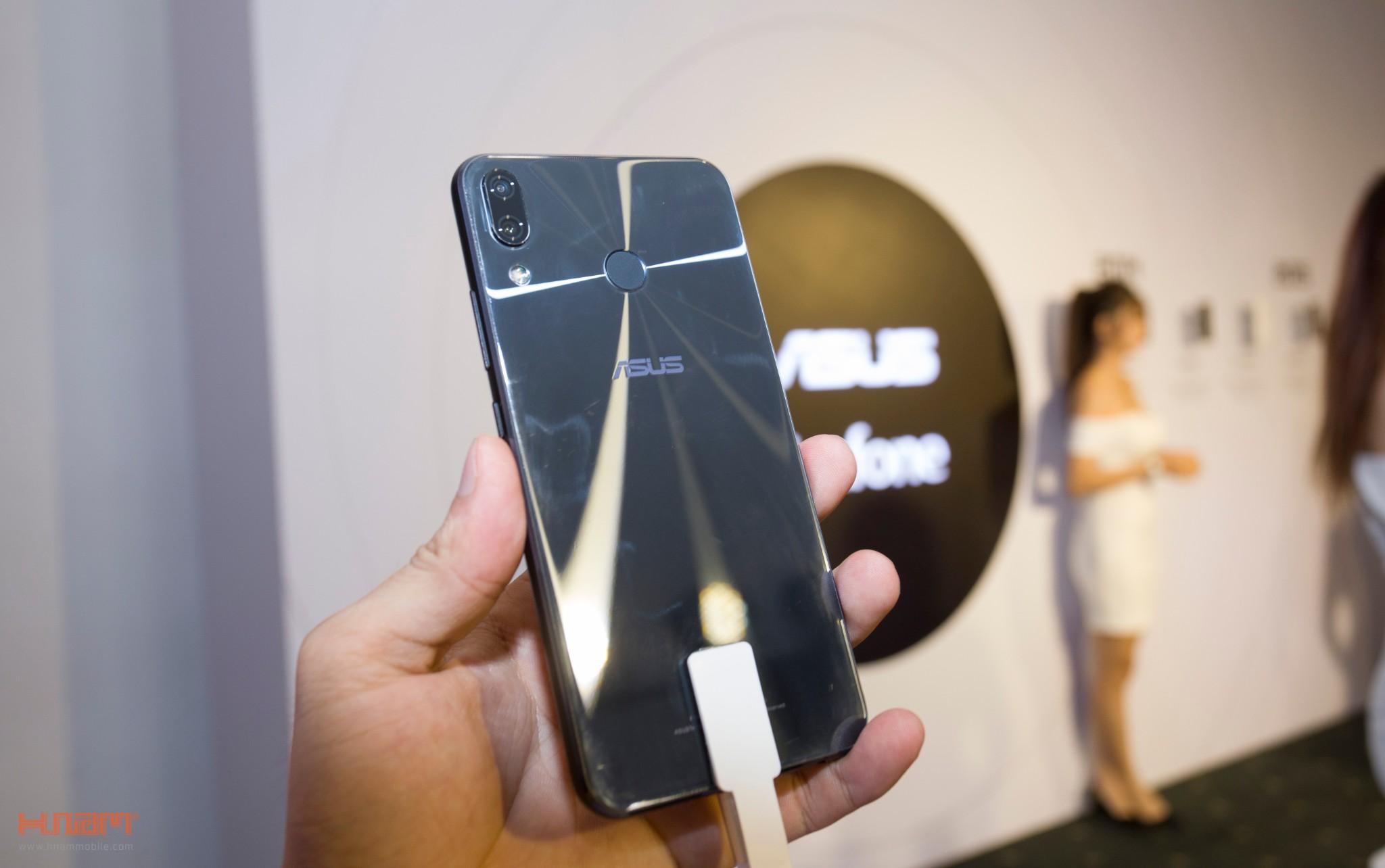 Asus ra mắt Zenfone 5Z và Zenfone Max Pro M1 tại Việt Nam hình 3
