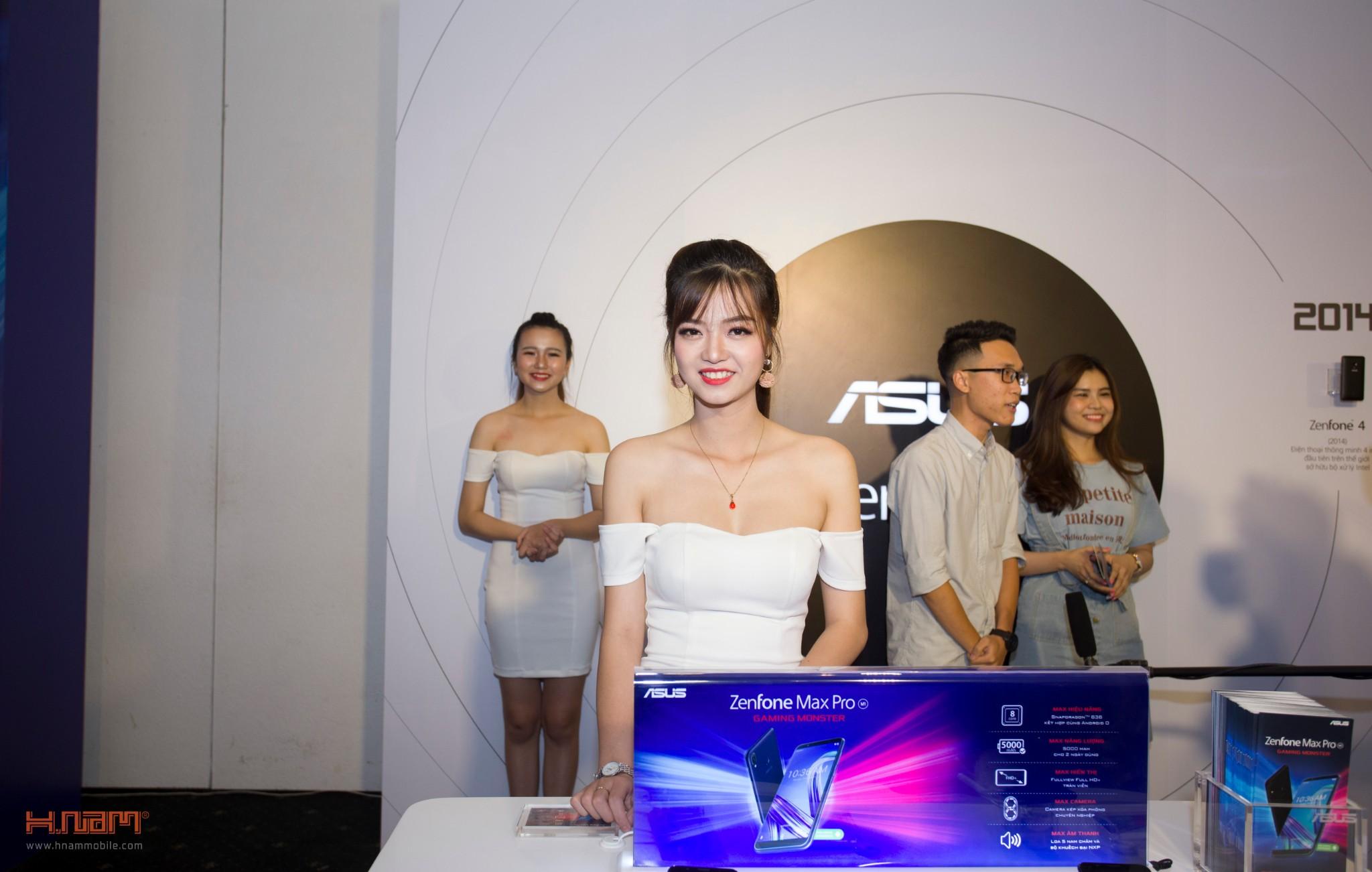 Asus ra mắt Zenfone 5Z và Zenfone Max Pro M1 tại Việt Nam hình 16