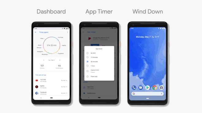 Bản cập nhật Android 9 Pie có gì mới? hình 2