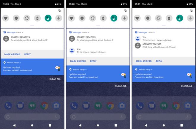 Bản cập nhật Android 9 Pie có gì mới? hình 9