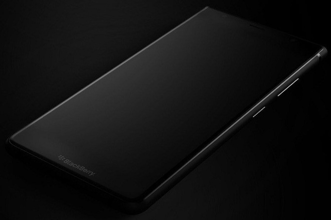 Lộ diện hình ảnh BlackBerry Ghost Pro với thiết kế không viền ấn tượng hình 1