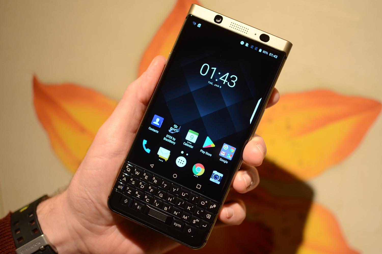 Phụ kiện BlackBerry KEYone 2 bất ngờ xuất hiện trên Amazon hình 1