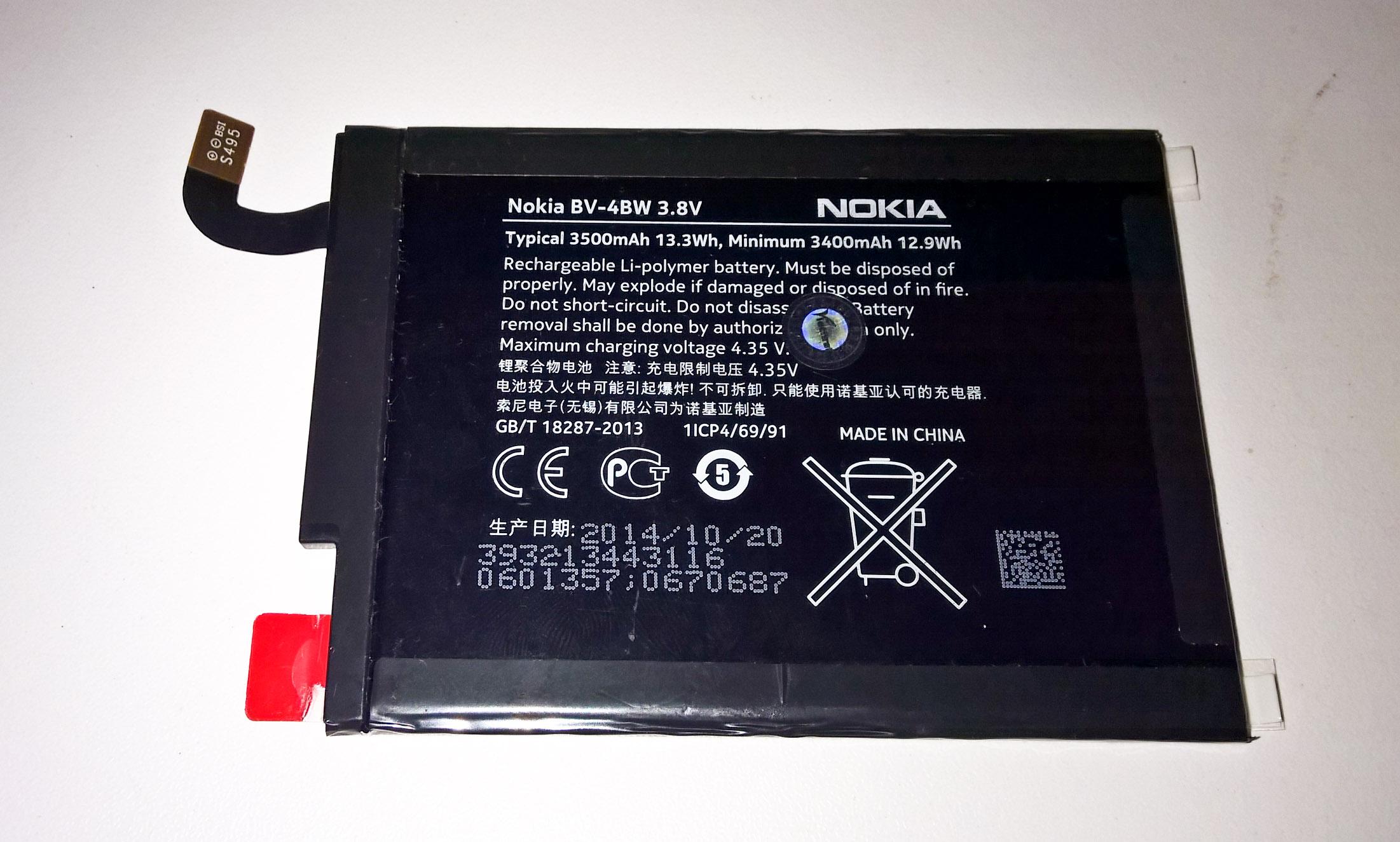 Các chuẩn pin hiện nay trên smartphone hình 5