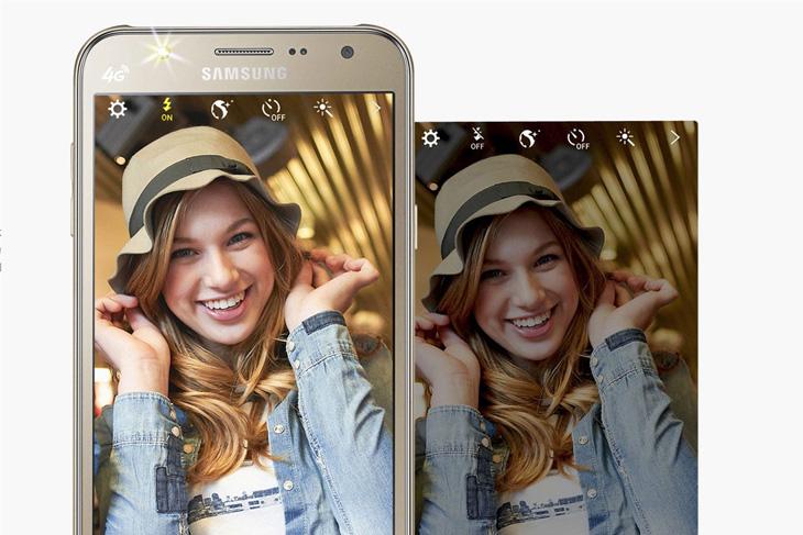 Các tính năng chụp ảnh thường có trên camera trước của smartphone hình 2
