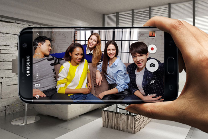 Các tính năng chụp ảnh thường có trên camera trước của smartphone hình 1