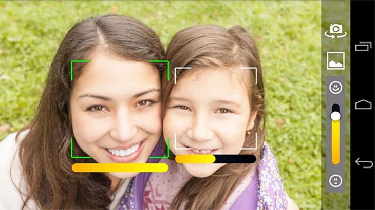 Các tính năng chụp ảnh thường có trên camera trước của smartphone hình 4