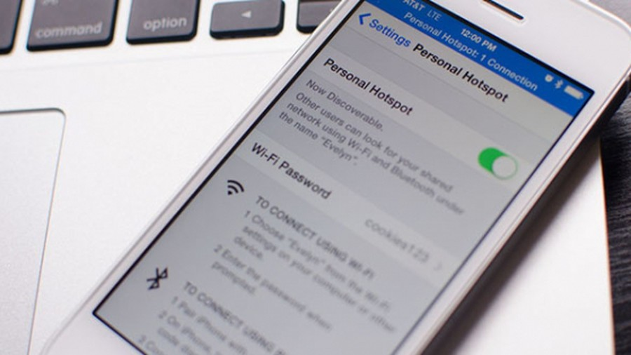 Cách phát Wifi Hotspot trên một số mẫu smartphone hình 1