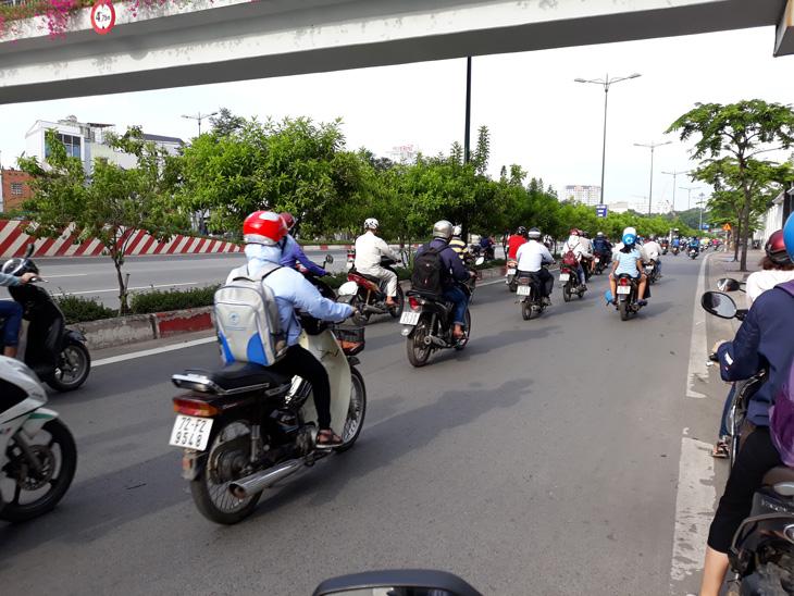 Chụp ảnh Sài Gòn cùng với camera trên Galaxy J7 Pro: chất lượng tốt, camera selfie xóa phông chất lừ hình 3