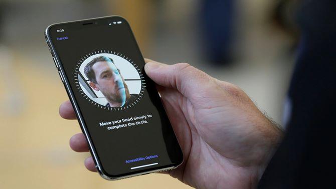 Công nghệ nhận diện khuôn mặt trên smartphone hiện nay hình 4