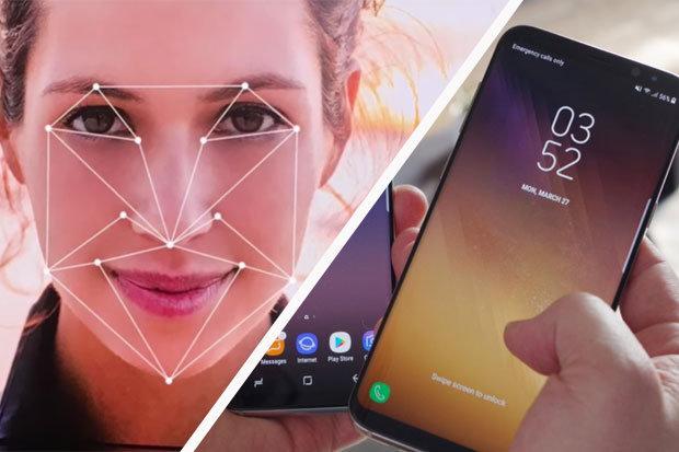 Công nghệ nhận diện khuôn mặt trên smartphone hiện nay hình 2