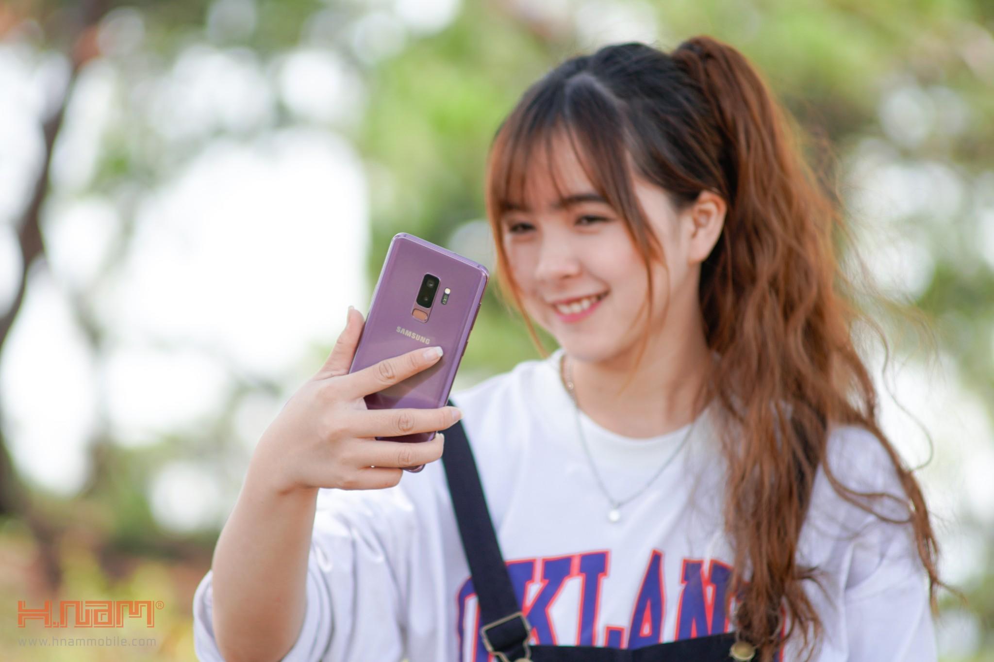 Bộ ảnh Galaxy S9 tím hòa mình vào Đà Lạt thơ mộng hình 3
