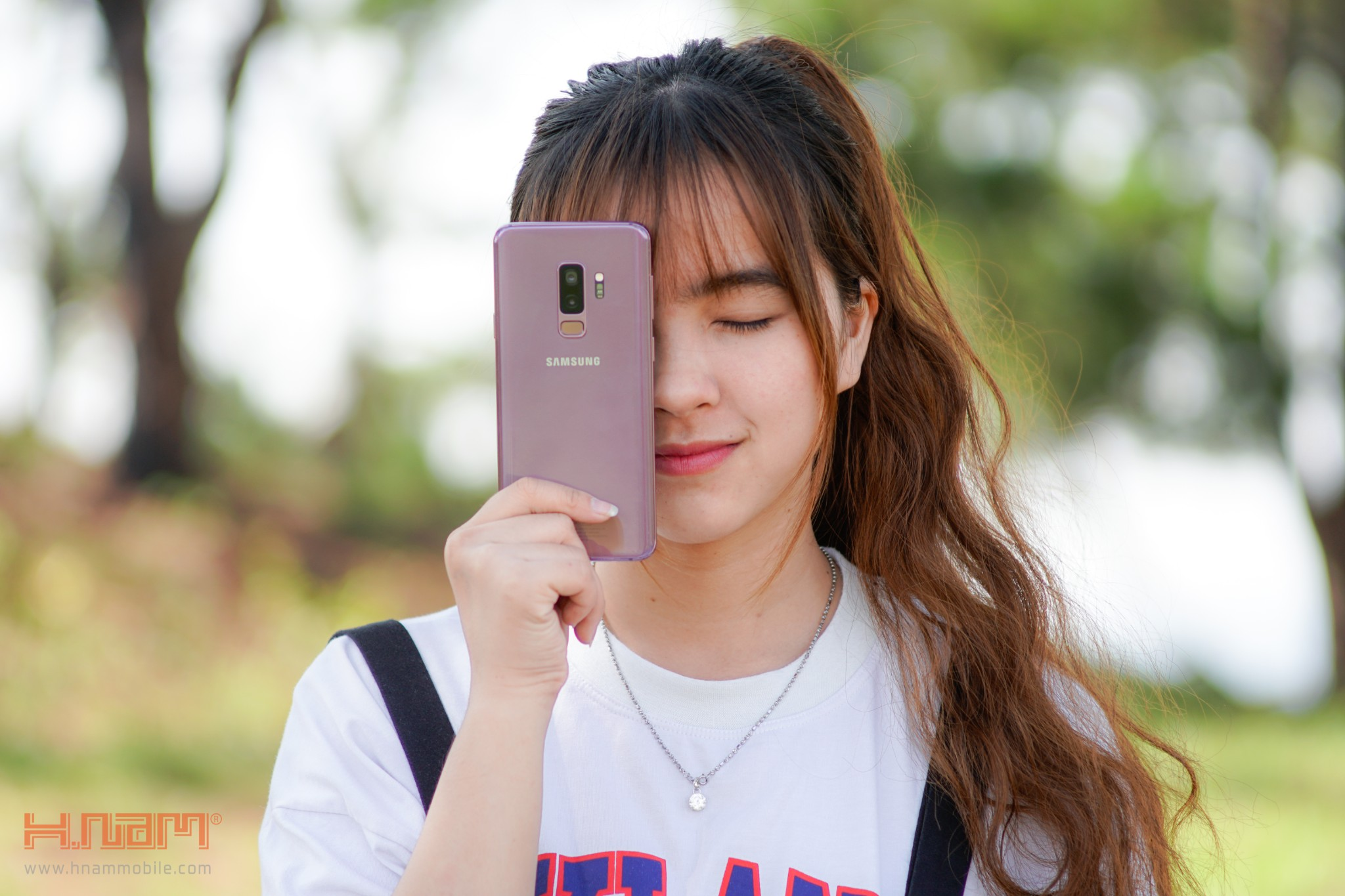 Bộ ảnh Galaxy S9 tím hòa mình vào Đà Lạt thơ mộng hình 4