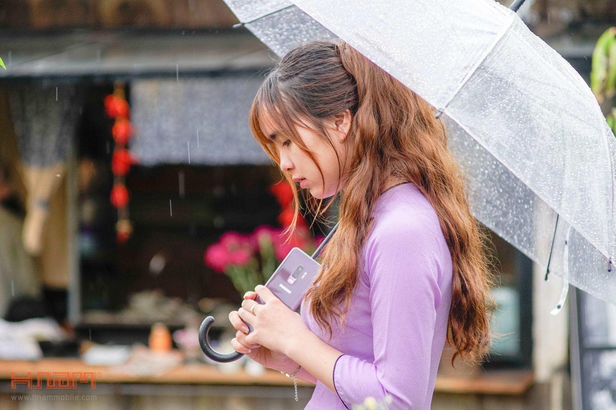 Bộ ảnh Galaxy S9 tím hòa mình vào Đà Lạt thơ mộng hình 6